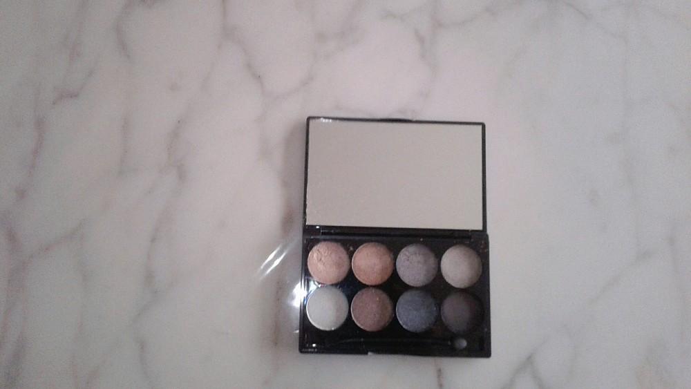 Palette 8 shade métallic Primark (2/2)